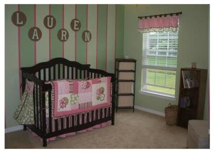Colors  Baby Room on May Play An Important Role In Planning Your Baby Nursery Colors