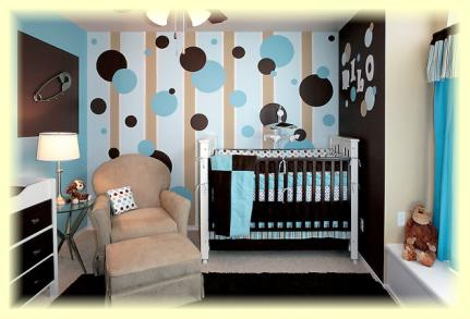 fantastic child room decoration