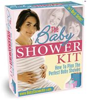 baby shower kit