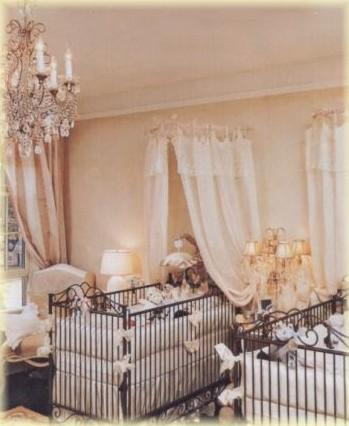 Baby Room Decorations on Baby Rooms Belonging To The Stars Celebrity Baby Nursery Pictures