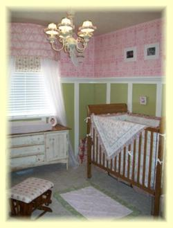 Baby Room Ideas  Girls on Baby Girl Nursery Theme Ideas There Are Gorgeous Nursery Themes