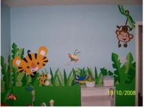 frog nursery picture