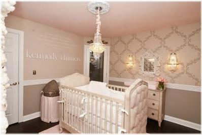 Shabby Chic Nursery Photos Gallery