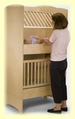 twin crib