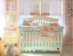french vintage nursery