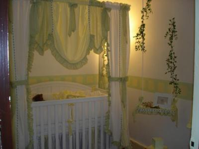 An Elegant Nursery For Baby Braylynne