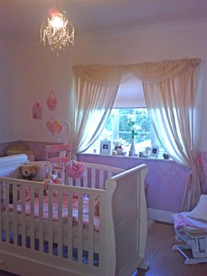 Baby Nursery Furniture on Boutique Nursery I Love Shabby Chic And Antique Furniture So This Was