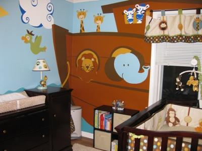 Nursery Furniture on Noah S Ark Nursery Our Noah S Ark Nursery Was
