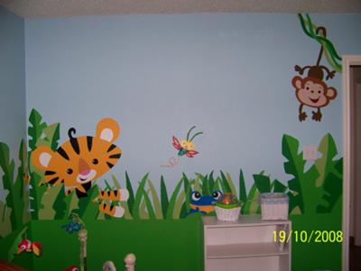 Rainforest Nursery