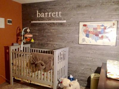 The Modern Outdoors Nursery