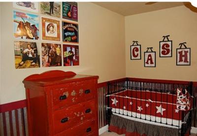 Ashley mcwhorter usa vintage music baby nursery nursery window valance